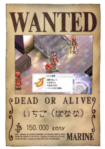 onepiece-wanted